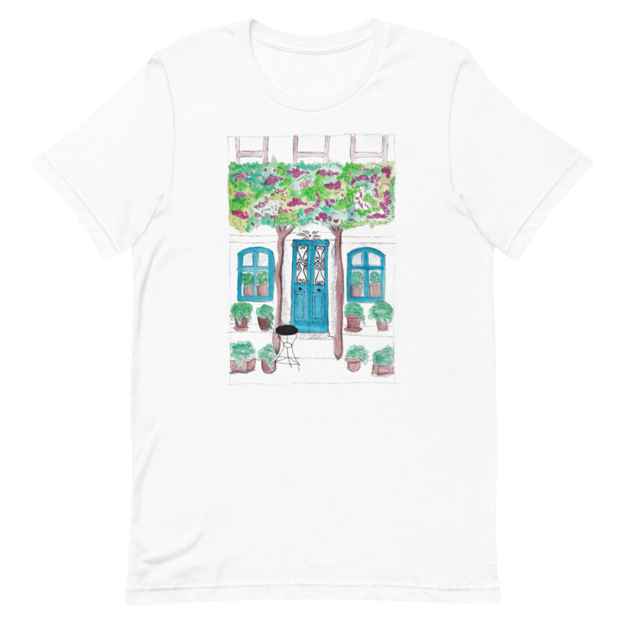 """T-krekls """"Dodies pastaigā"""""""
